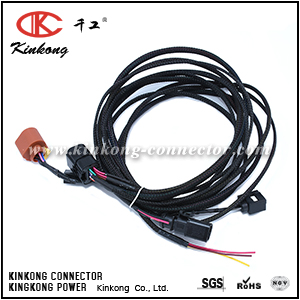 automoblie wire harness for many cars
