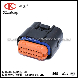 MX23A18SF1 MX23A18XF1 18 Pos Socket housing CKK7181A-1.0-21