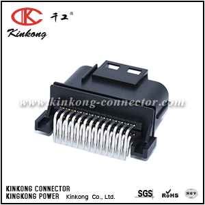 MX23A26NF1 26 way Standard Pinheader automotive connector CKK7261A-1.0-11