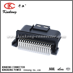 MX23A34NF1 34 pos PCB Standard Pinheader ECU automotive connectors CKK7341A-1.0-11