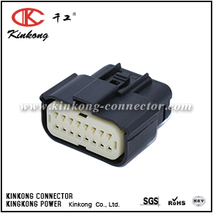 33472-1601 33472-1740 16 pin female automotive connectors CKK7161B-1.0-21