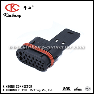 18 pole female electrical connectors CKK7185-1.5-3.5-21