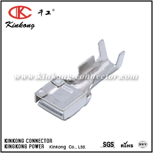 Female terminals for electrical connectors CKK003-7.8FS