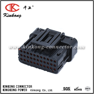 33 pole female automotive electrical connectors CKK733SA-0.7-21