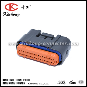 MX23A34SF2 MX23A34XF1 34 way receptacle electrical connectors CKK7341G-1.0-21