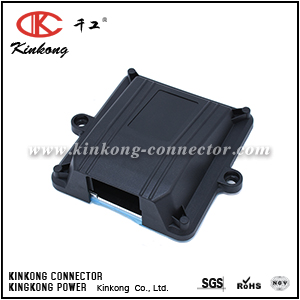 24 hole waterproof pcb ecu engine control unit case CKK24-1-C