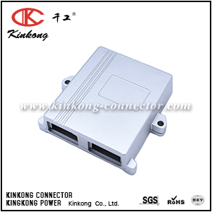 Two hole case 24 pole pcb ecu programmer box CKK24-2-A2