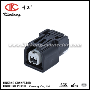 6189-6904 2 way black female injector connector for benz CKK7022A-1.0-21