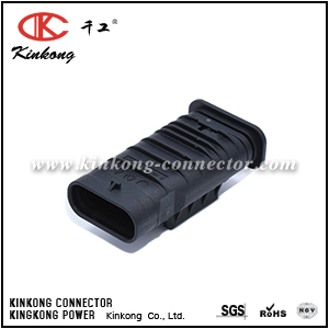 872-617-541 A 053 545 15 28 4 pole male cable wire connectors for Benz CKK7042H-1.0-11