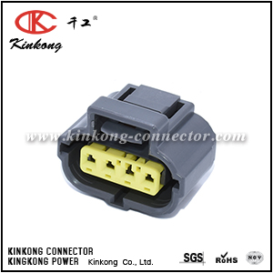 184050-2 4 hole receptacle electrical connectors CKK7042K-1.8-21