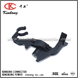 Heavy truck harness bracket