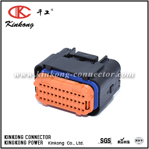 MX23A36SF1 MX23A36XF1 36 way ecu cable connectors used by Suzuki GSXR, 05 up Kawasaki ZX6R, Performance Electronics PE3 and others CKK7362A-1.0-21