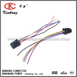 6 pin connector pigtail for KIA SOUL WA097