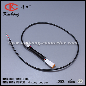 8 pin connector wire harness for BMW WB022