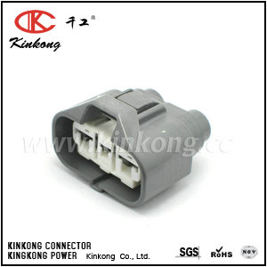 6189-0588 3 way female cable connectors CKK7031-4.8-8.0-21
