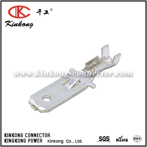 terminals for wire connectors CKK011-6.3MN