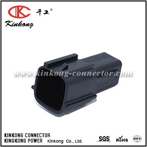 4 pin male waterproof automoblie connectors CKK7046Q-2.2-11