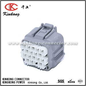 6189-0714  20 way waterproof car connector   CKK7203-1.2-21