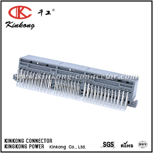 64 way pcb waterproof automotive  connectors  CKK64P