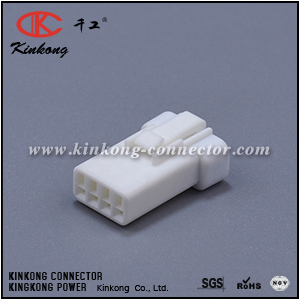 04R-JWPF-VSLE-S 4 pin female wire connectors CKK7041D-0.7-21