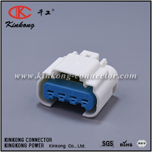 13527865 4 pin receptacle electrical connectors CKK7041W-2.8-21