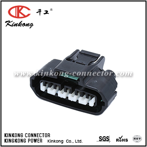 7283-1057-30 90980-11317 5 hole female electrical connectors for Toyota CKK7051Y-2.2-21