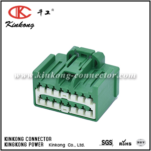 7283-5534-60 16 pole female automotive connectors 7283-5534-60