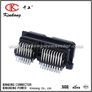 6437288-5 1437288-5 60 pin male auto connector with tin plating or gold plating CKK760DA-1.6-11