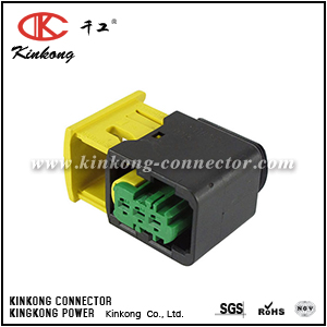 3-1418448-1 3 ways car electrical connector CKK7039E-1.5-21
