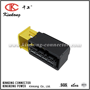 1-1564330-1 4 way female waterproof car connector