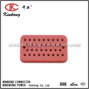 wire plug for 34 pole receptacle connector CKK734-1.6-21-05