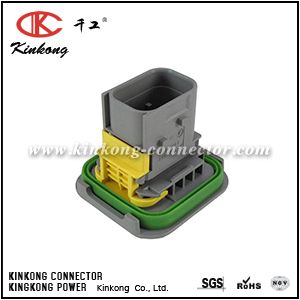 2-1564546-1 2 pole male auto connector