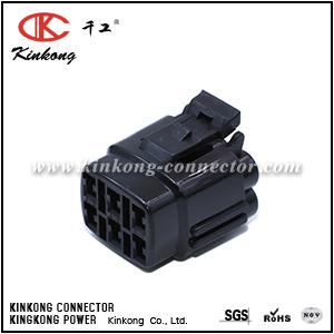 6180-6771 6 hole receptacle crimp connector CKK7061B-2.0-21