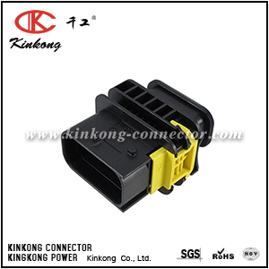 1-1564516-1 10 pin male waterproof electrical connectors