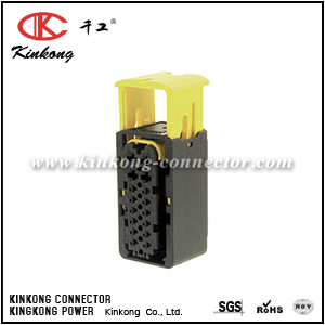 1-1564337-1 16 ways female auto electrical wiring connector