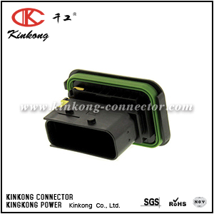 1-1564407-1 16 pin male car connector