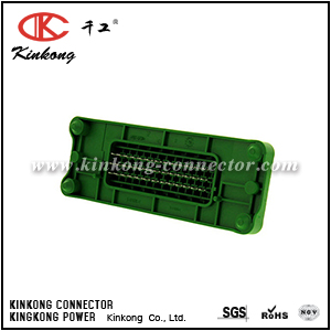 5-1418363-1 39 pin male green auto connector