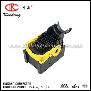 1-1823440-3 22 ways female auto electric wire connector