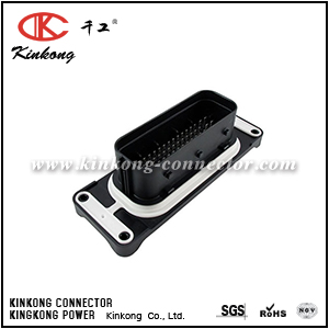 1-1418362-1 62 hole ECU Housing waterproof electrical car connector