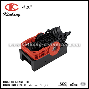 1-2112035-1 26 ways receptacle automobile ECU connector