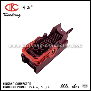 1-2208685-6 31 hole female automotive ecu car electrical sealed connector