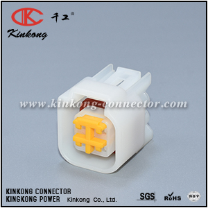 4 pin female wire connectors CKK7044H-2.3-21