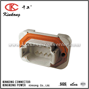 DT15-08PA 8 way male auto connector