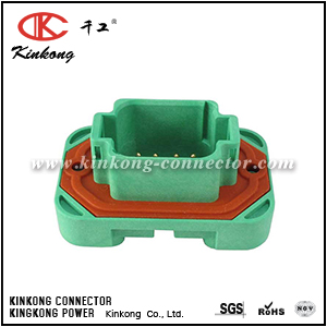 DT15-08PC-G003 8 ways DT series housing connector