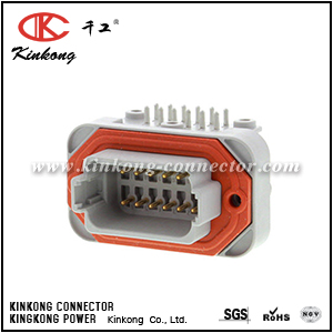 DT13-12PA-G003 12 pole male automotive electrical connector