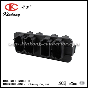 DT13-12PA-R015 12 hole DT series car plug