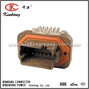 DT13-12PD-B016 12 pins housing connector