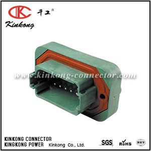 DT15-12PC 12 ways auto electrical connector
