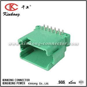 DTF13-12PC 12 pins male automotive electrical connector