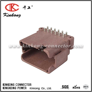DTF13-12PD 12 ways sealed electrical auto connector